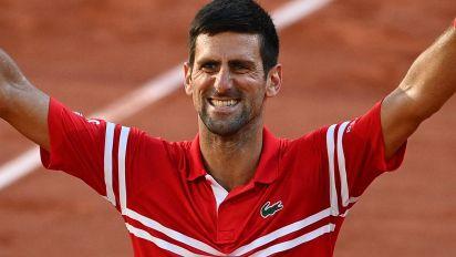 Value of Novak's gifted racket is no joke