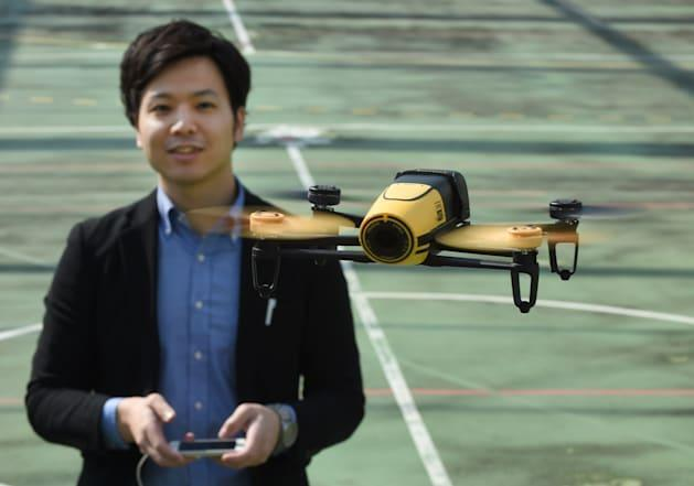 Tokyo bans UAVs from its public parks