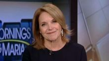 Katie Couric Once Went On A Blind Date With Cory Booker: 'We Didn't Kiss'