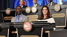 Jami Gertz's appearance at NBA draft lottery blew people away — so where has she been?