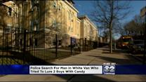 Man Tries To Lure Boys Into Van With Candy