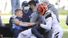 Titans receiver Adam Humphries clears concussion protocol