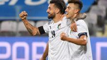 Foot - Amical - Amical : les buts d'Italie-Moldavie en vidéo
