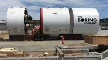 Elon Musk Is Digging a Hyperloop Tunnel in Maryland