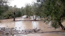 Las lluvias se trasladan a Canarias y los avisos se reducirán a La Palma y A Coruña