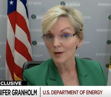 Newly confirmed Energy Secretary Jennifer Granholm is 'obsessed' with creating 'clean-energy jobs'