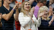 Pregnant Kate Upton Shows Off Baby Bump While Cheering on Husband Justin Verlander