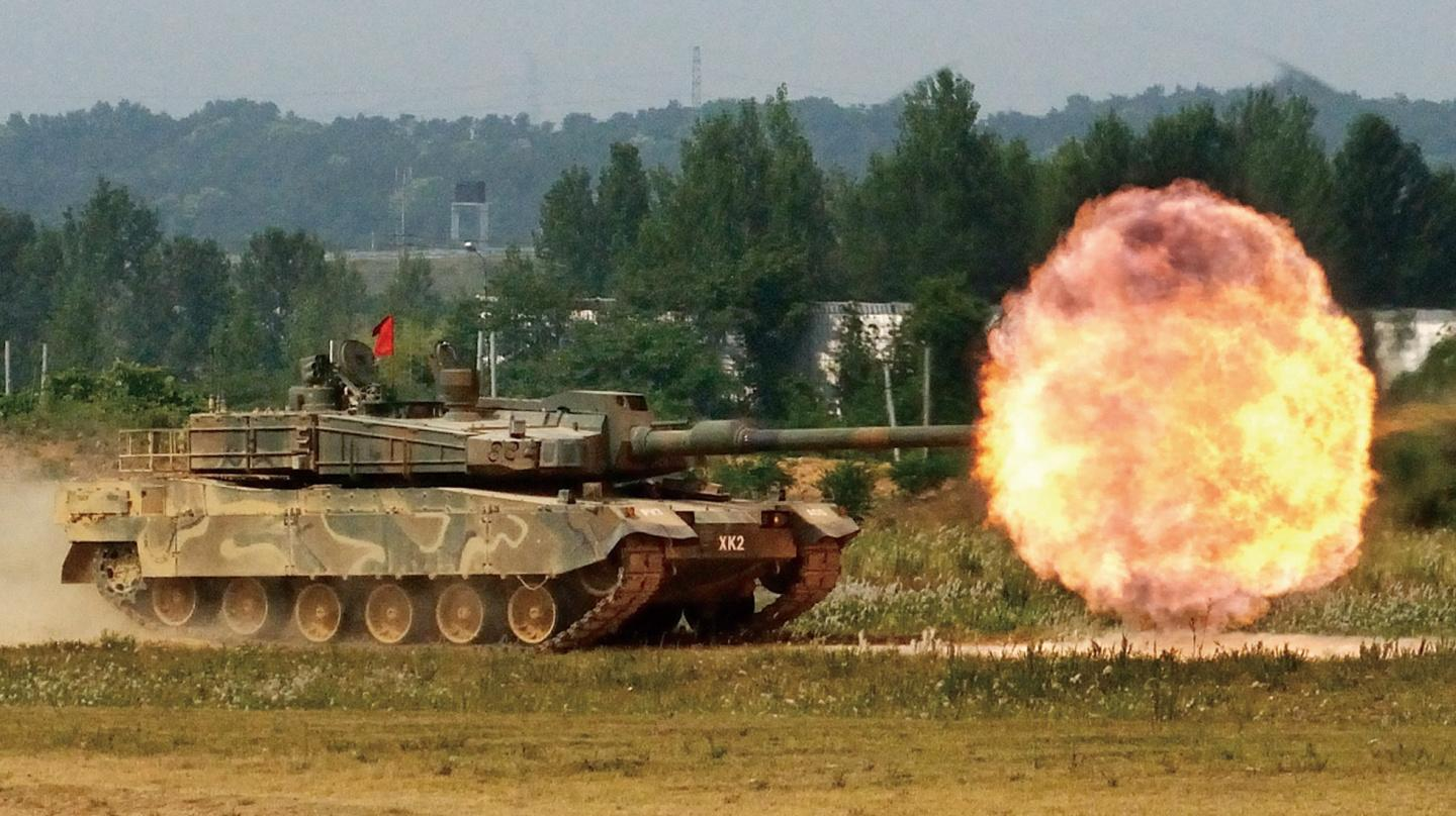 K2 Black Panther: The Tank North Korea Fears Most