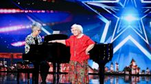 Britain's Got Talent Judges wowed by 96-year-old singer