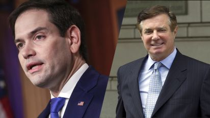 Rubio: Possible Manafort pardon a 'terrible mistake'
