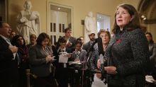 Democratic congresswoman rips e-cigarette CEOs for sounding unaware of nicotine's effects on the heart and brain