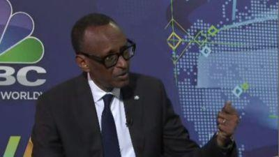 Important for Africa to understand impact of technology, Rwandan president says