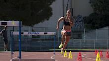 Katarina Johnson-Thompson soars to lead prestigious Götzis Hypo-meeting
