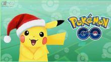 聖誕版比卡超出場!新精靈現身 Pokemon Go