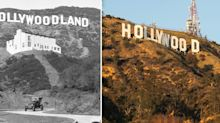 Then-and-Now Photos of US Landmarks That'll Have You Traveling Across the Country and Time