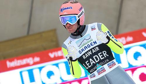Skispringen: Kraft feiert nächsten Weltcup-Sieg