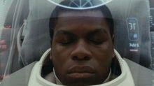 John Boyega Says 'Star Wars: The Last Jedi' Left Him Feeling 'a Bit Iffy'