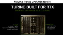 Problems Hit NVIDIA's Turing-Based RTX 2080 Ti GPU