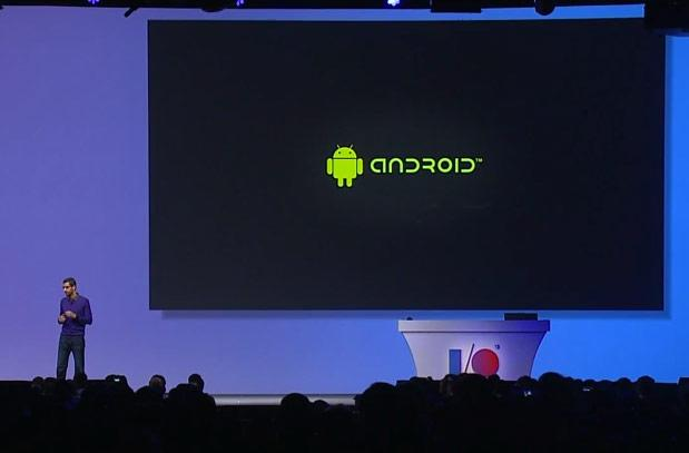 Google's nearly four-hour I/O 2013 keynote is yours for the watching on YouTube