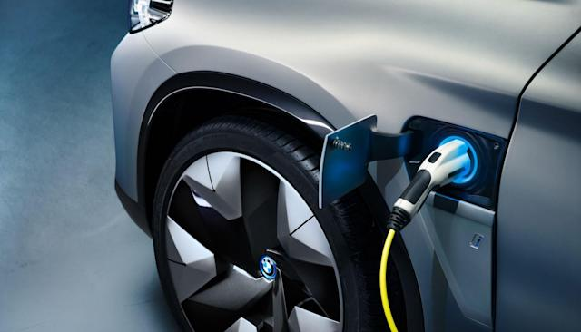 BMW now has 500,000 EVs on the road