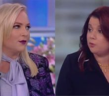 'The View' Blows Up Over Meghan McCain's Confusing Whistleblower Claim: 'Don't Scream at Me!'