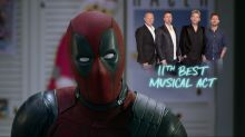 Watch Deadpool valiantly defend Nickelback in new teaser for 'Once Upon a Deadpool'