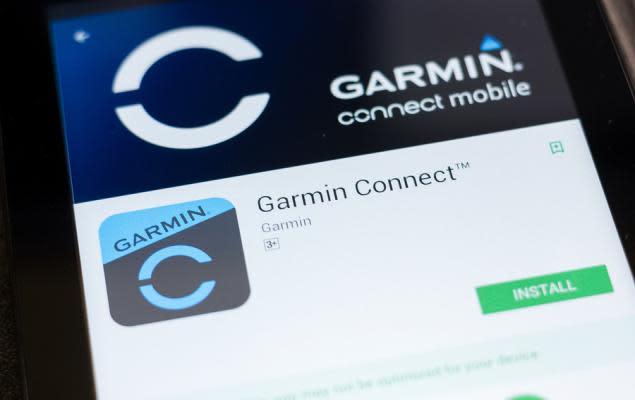 Garmin Index™-Smart-Waage