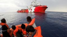 Save the Children suspends migrant rescues in Mediterranean