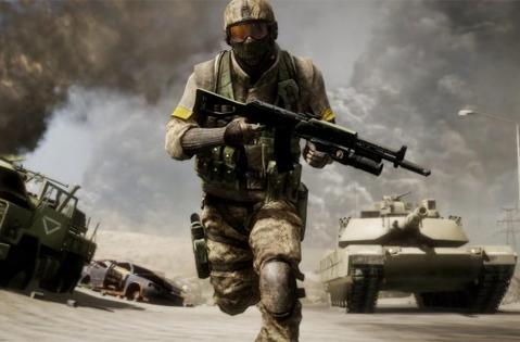 Over 3.5 million people have downloaded the Bad Company 2 demo
