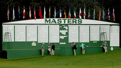 Crowds will return at Augusta, to some degree