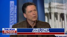 Ex-FBI director Comey: 'I was wrong' to defend origins of Russia probe