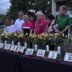 'We are strong': Communities honor Santa Fe shooting victims