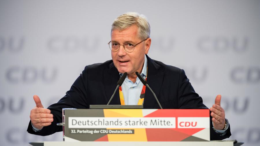 Norbert Röttgen will für CDU-Vorsitz kandidieren