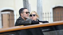 That's amore! Anna Faris and Michael Barrett travel to Venice