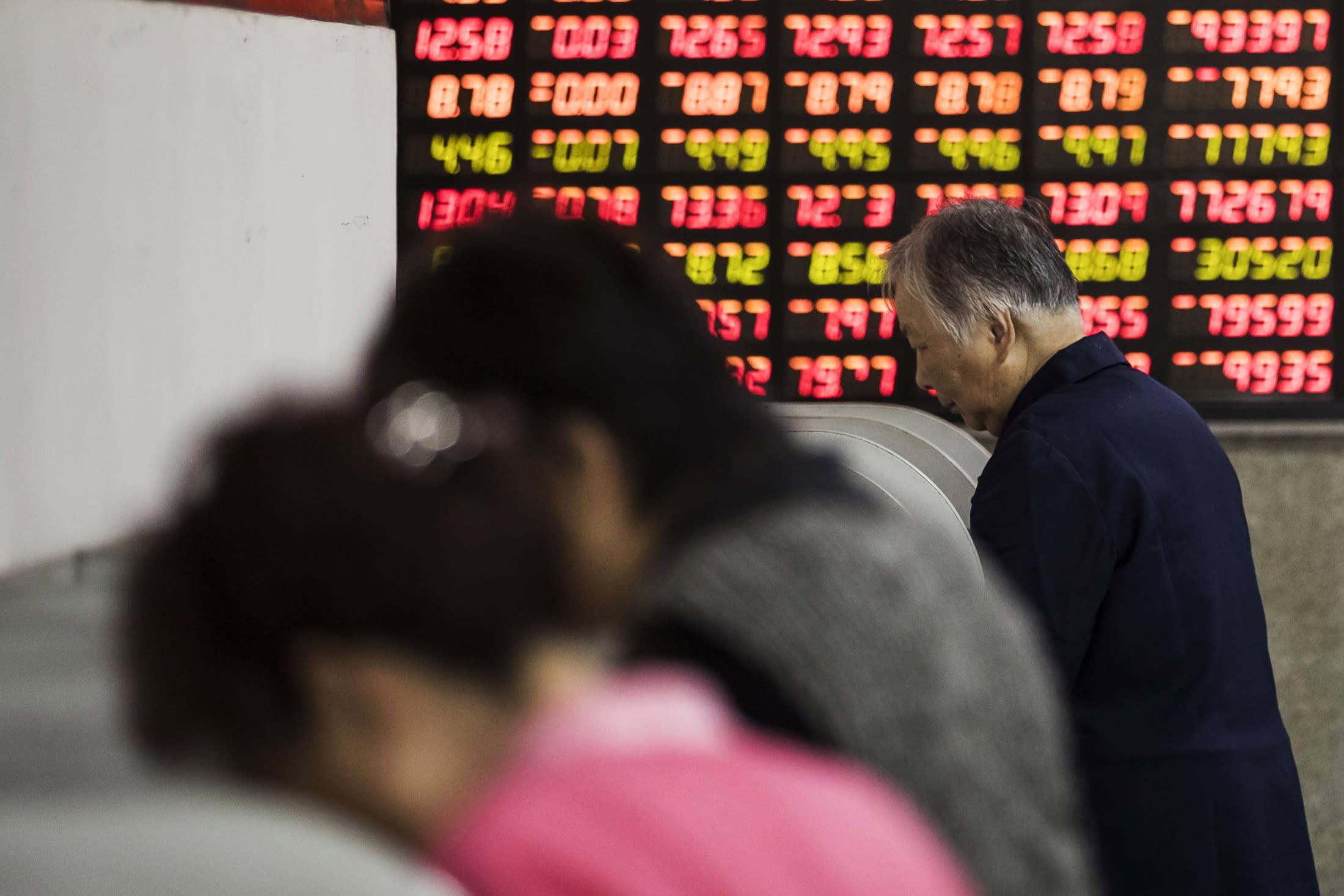 Bonds Rally, Stocks Struggle as Traders Await Fed: Markets Wrap