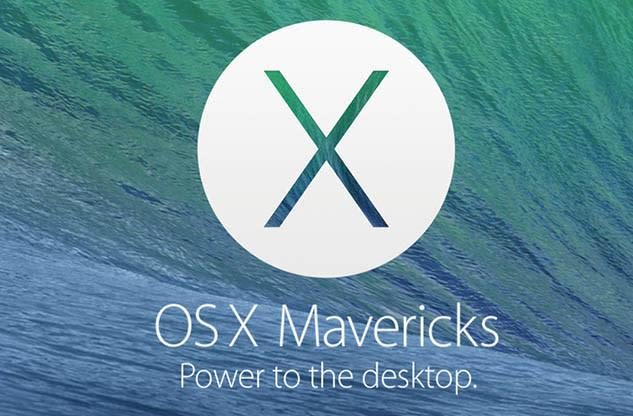Apple pushes out 10.9.3 update to OS X Mavericks