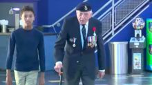 Dunkirk Veteran Weeps At Film Premiere: 'It Was Just Like I Was There Again'