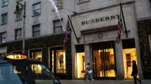 Burberry profit and revenue up, but warns of hit from Hong Kong unrest