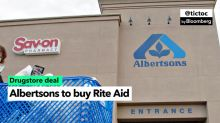 Albertsons Buying Rite Aid to Fend Off Amazon