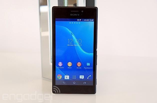 Sony's Xperia M2 offers respectable specs at a mid-range price