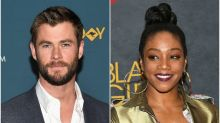 Chris Hemsworth and Tiffany Haddish to Star in Buddy Cop Movie 'Down Under Cover'