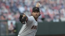 Madison Bumgarner looked at home again in return to San Francisco