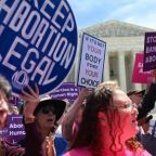 Abortion-rights activists rally across US against extreme new state bans
