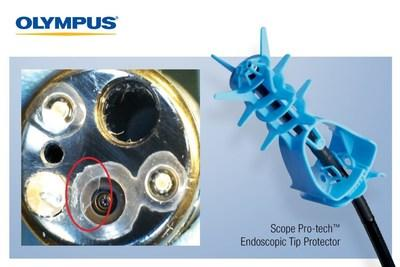 Olympus Now the Exclusive Distributor of the 510(k) Cleared Scope Pro-tech™ Endoscopic Tip Protector