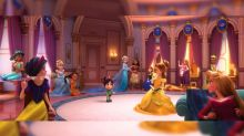 See every Disney princess meet in Wreck-It Ralph 2 first look