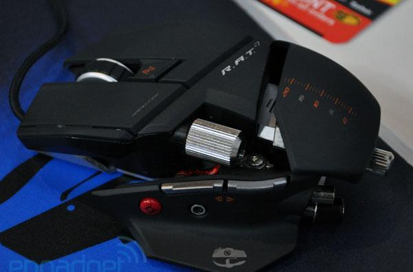 Mad Catz Cyborg Rat: a guided tour (video)