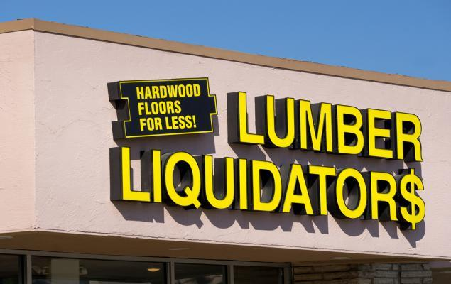 News post image: Increased Earnings Estimates Seen for Lumber Liquidators (LL): Can It Move Higher?