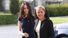 Mamá de Meghan Markle se mudará a Londres