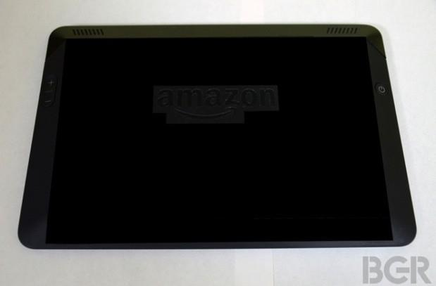 Amazon's refreshed Kindle Fire HD allegedly leaked in new photos