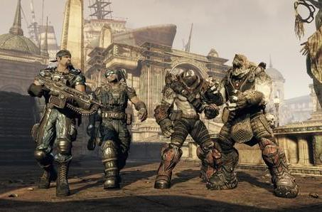 PSA: Gears of War 3 'Forces of Nature' maps out today
